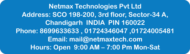digital marketing training in ambala digital marketing course in panchkula Digital Marketing course in Panchkula with Projects and Certifications Netmax office contact